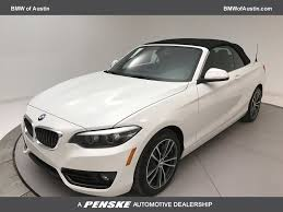 2018 used bmw 2 series 230i xdrive at bmw of austin serving austin