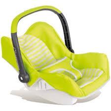 siege auti siège auto smoby bébé confort pour poupon accessoire poupée fnac