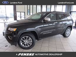jeep chevrolet 2015 used jeep grand cherokee rwd 4dr limited at landers chevrolet