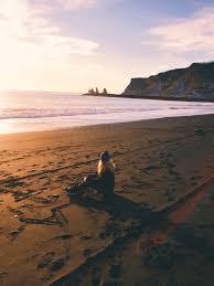 where is the black sand beach south coast of iceland waterfalls rainbows u0026 black sand beaches