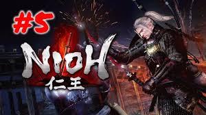 Seeking Episode 5 Episode 5 Nioh Ps4 Gameplay Seeking Kodama