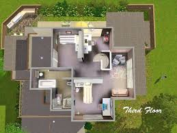 house 2 home flooring design studio sims house plans plan not so big modern mod the home floor