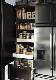 Kitchen Cabinet Storage Baskets Best 25 Kitchen Cabinet Storage Ideas On Pinterest Kitchen