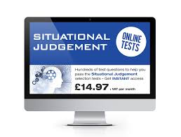 2016 situational judgement test questions get instant access now