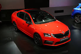 2017 skoda octavia rs 245 11 2018 model arabalar fiyat
