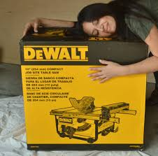 dewalt table saw review dewalt 10 compact jobsite table saw dwe7480 tool review and