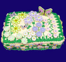 cake butterfly flower garden 60 00