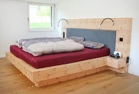 Schlafzimmer Zirbe Massiv Betten Aus Zirbenholz Carprola For