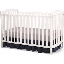 Walmart Convertible Cribs Bedroom Delta Children 3 In 1 Convertible Crib White