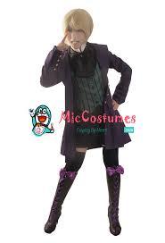 Butler Halloween Costume Black Butler 2 Earl Alois Trancy Cosplay Costume Sale