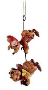 jim shore disney ornament set babys