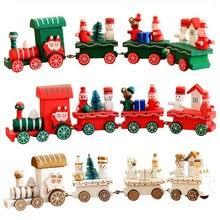 online get cheap christmas decoration train aliexpress com