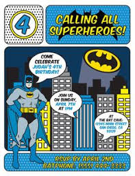 on sale batman birthday invitation printable by fourteenwest