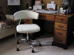 reclining desk chair with monitor desk design findingreclining