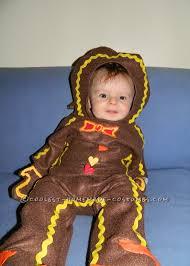 Halloween Costumes Gingerbread Man Cute Baby Gingerbread Man Costume