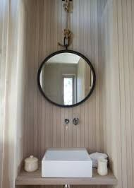 Beachy Bathroom Mirrors by Viceroy Anguilla Miami Custom Glass And Blue Skies