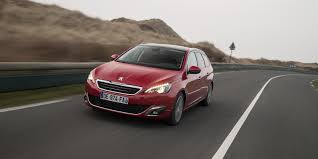 peugeot estate cars peugeot 308 sw review carwow