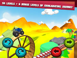 games of monster truck racing monster trucks unleashed android apps on google play