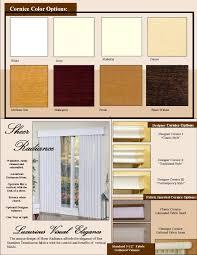 sheer vertical blinds sheer radiance luminette bali sheer