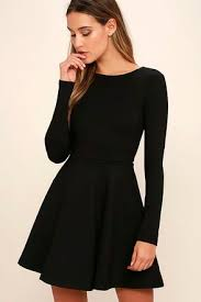 sleeve black dress best 25 black sleeved dresses ideas on black dress