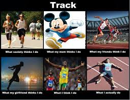 Track And Field Memes - best of what people think
