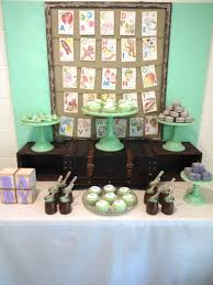 little big company the blog vintage themed baby shower by a