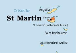 map of st martin st martin operation