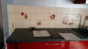 crédence cuisine à coller sur carrelage rénovation crédence cuisine metaldecor com