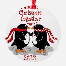 together ornament cafepress