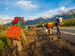 Wildfire Yukon by Inside The Transient World Of Mushroom Pickers U2014 High Country News