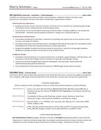 Samples Of A Professional Resume by Resume Samples U0026 Examples Brightside Resumes