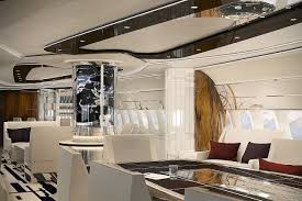 Private Jet Floor Plans What U0027s Inside The Most Tricked Out Private Jumbo Jets Wsj