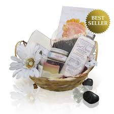 spa gift basket spa gift basket for chocolate candle soap