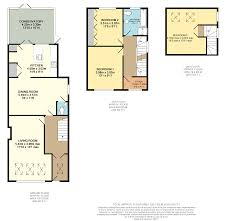 3 bedroom end of terrace house for sale in green lanes hatfield
