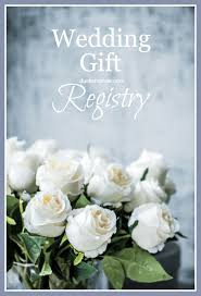 popular wedding gift registries how to items for your wedding gift registry ducks n a row