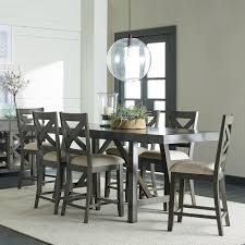 7 Piece Dining Room Set by Counter Height 7 Piece Dining Room Table Set By Standard Furniture