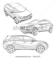 car sketch stock images royalty free images u0026 vectors shutterstock
