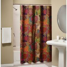 Overstock Shower Curtains Greenland Home Fashions Jewel Cotton Shower Curtain Free