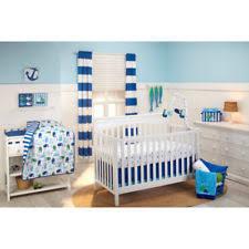 nojo baby boys u0027 nautical nursery bedding ebay