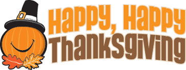 personal or business happy thanksgiving clip banners graphics