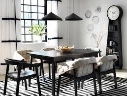 esszimmer weiß wohnen mit kontrasten klare schwarz weiß kontraste im esszimmer