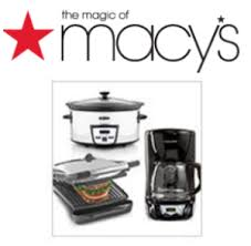 macy u0027s bella kitchen appliances only 7 99 after rebate