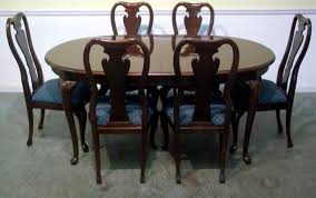 Ebay Dining Room Furniture Thomasville Dining Table Ebay Inspiration And Design Ideas For