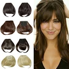 clip in bangs clip in bangs hair extension hairpieces hair clip on