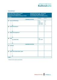 rihs phd portfolio template by radboudumc issuu