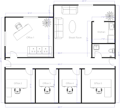 Floor Plan Of A Business Stunning Design Free Floor Plans For Small Businesses 14 Home