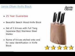 oliver kitchen knives oliver knife block