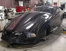 mustang modified steve drummond set to debut re built pro modified ford mustang