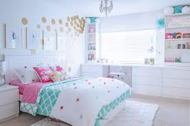 girls room tween girl s bedroom makeover reveal tidbits twine