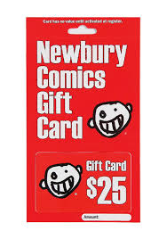 store gift cards newbury comics 25 gift card newbury comics